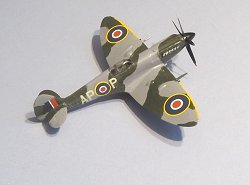 Spitfire XIV, 130 Sqn 2 TAF early 1945